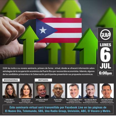 GUIA convoca foro económico