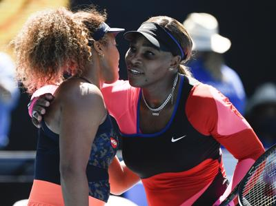 Australia: Osaka frena a Serena y se medirá a Brady en la final