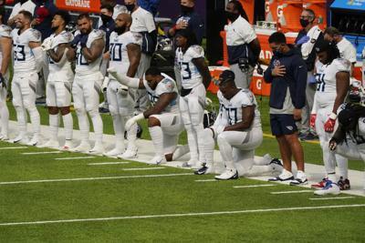 NFL ordenó a Titans no realizar actividades presenciales