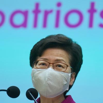 Líder de Hong Kong aplaude reforma que aumentaría control