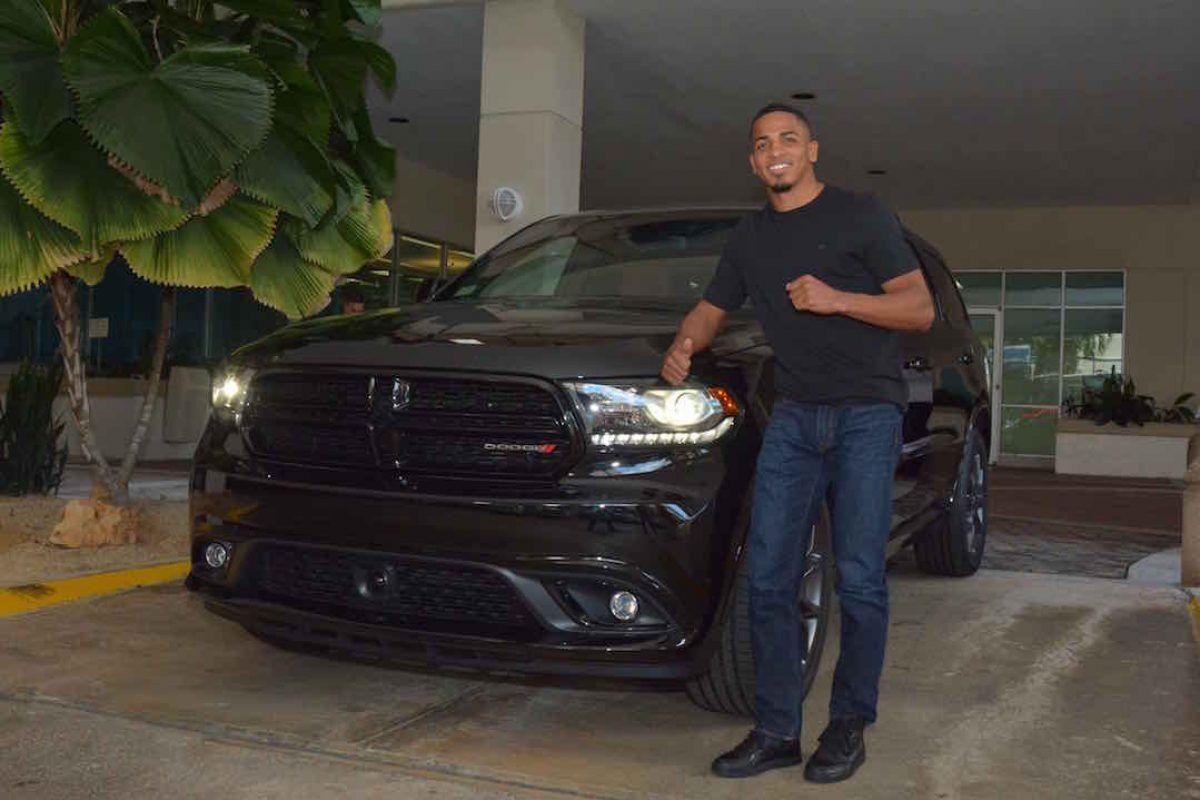 Félix Verdejo Dodge
