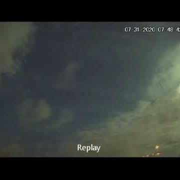 Meteoro Puerto Rico 7/31/2020 (SAC)
