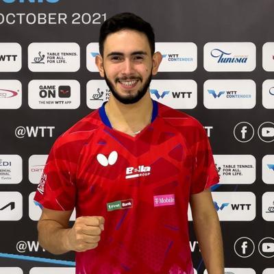 Brian Afanador regresa con victoria en Túnez