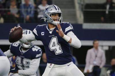 Dak Prescott firma oferta exclusiva con Dallas