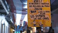 """Ola de indignación: """"Tsunami Democràtic Boriké"""""""