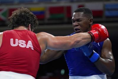 Cuba pierde su primer combate de boxeo en Tokio