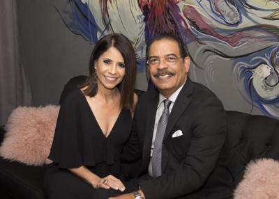 Jose Vega y Bettina