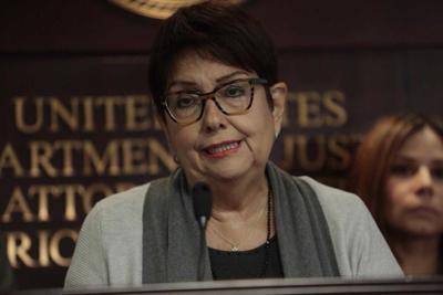 Rosa Emilia Rodríguez responde si vienen arrestos de alcaldes