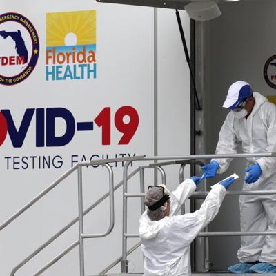 Florida cerca de alcanzar el millón de contagios de Covid-19