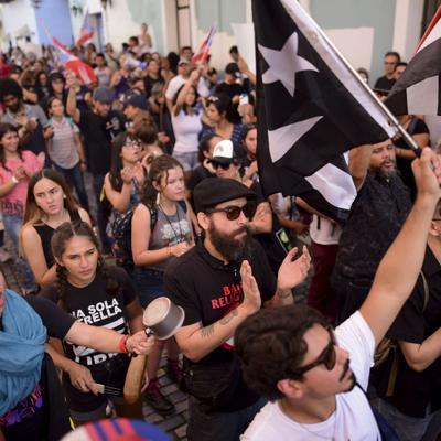 Sindicatos convocan manifestación contra la gobernadora