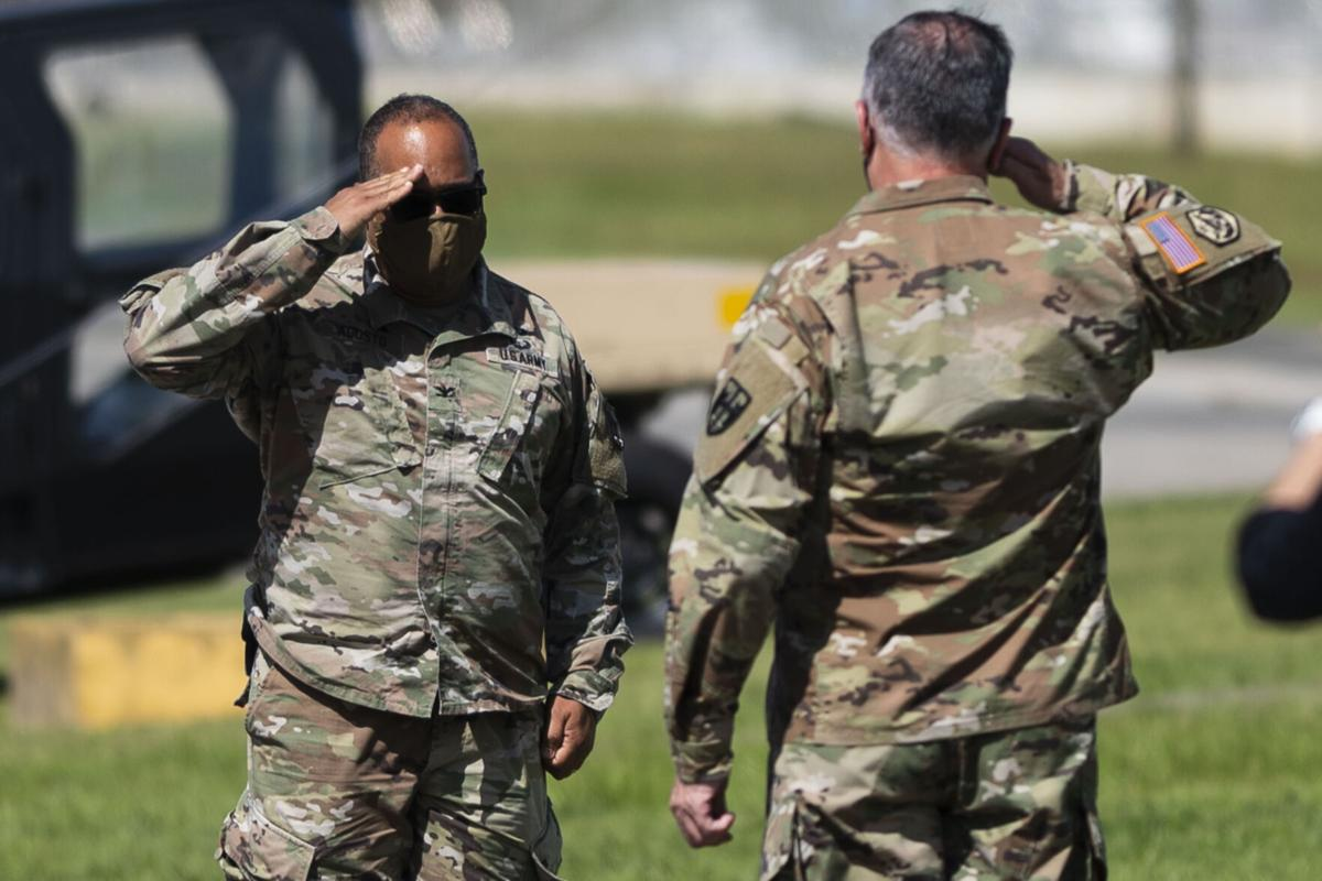 Guardia Nacional llega de Haití
