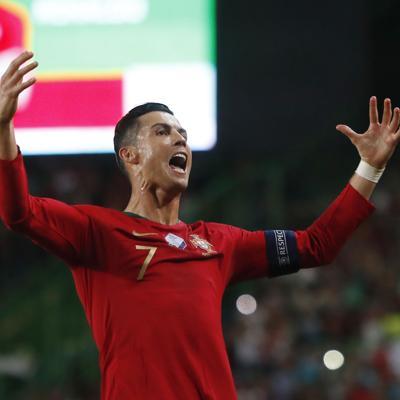 Cristiano llega a 700 goles en su carrera