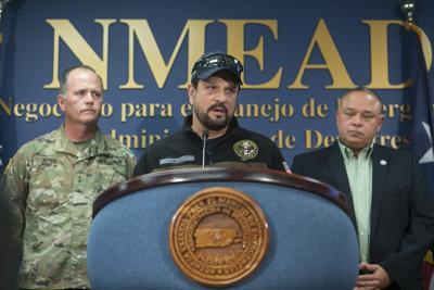 Exmonitor federal Arnaldo Claudio se pone a disposición del BSN