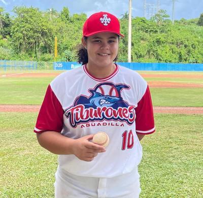 De Aguadilla primera lanzadora ganadora de la Doble A Juvenil