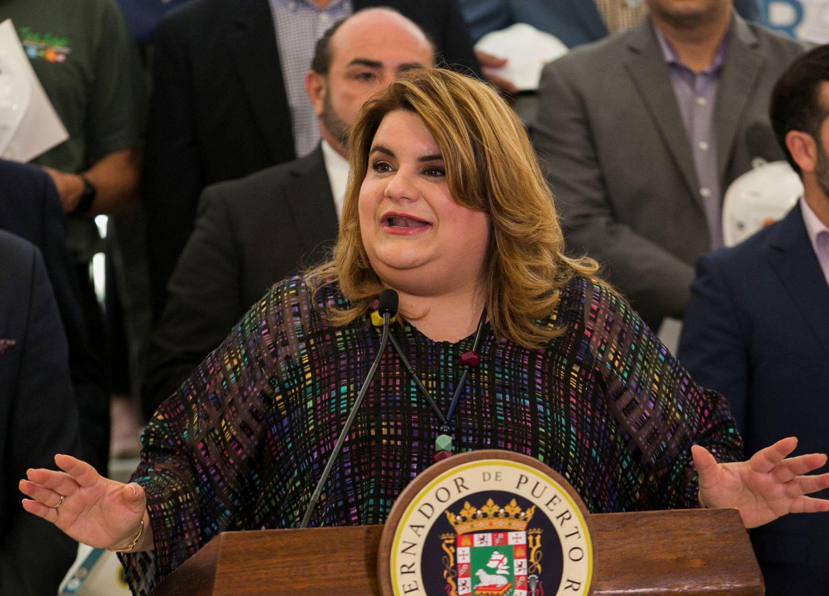Preocupada Jenniffer González por denuncias de corrupción