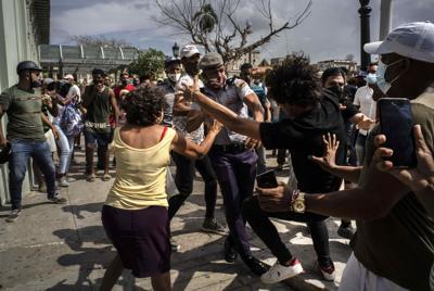 Surgen reportes de muertos y desaparecidos por protestas en Cuba