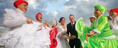 Cabo Rojo recibe El Puerto Rico's International Folk Fest