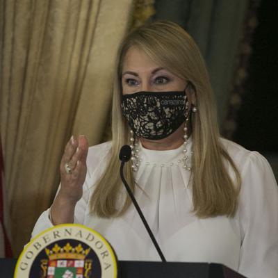 Gobernadora anuncia pago millonario a beneficiaros del PAN