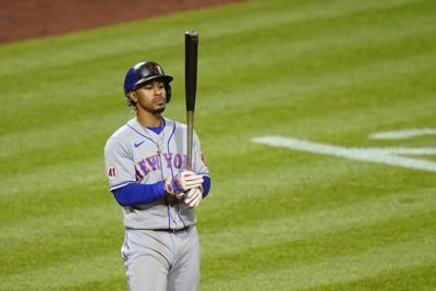 Tras aparente discusión, Lindor batea jonrón y Mets ganan
