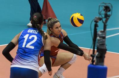 Selección femenina de voleibol regresa a cancha con un nuevo núcleo