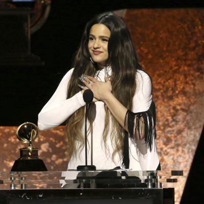 Rosalía gana Grammy por su álbum El mal querer