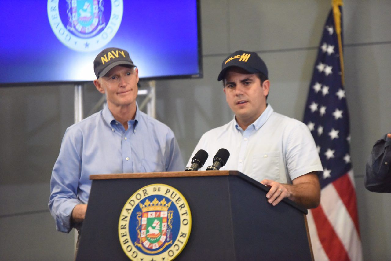 Florida se declara en estado de emergencia para ayudar a Puerto Rico