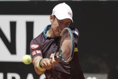 Tenista japonés Kei Nishikori cuestiona realización de los Juegos Olímpicos