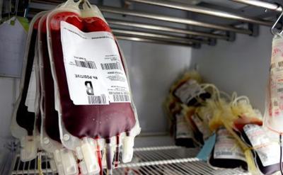 """""""Muy bajos"""" los abastos en el Banco de Sangre"""