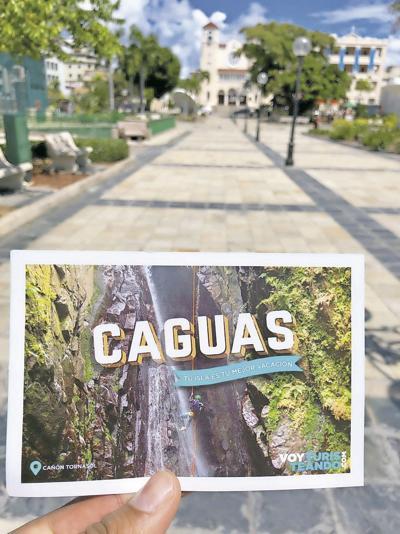 """""""Turisteando""""  por la Ciudad  Criolla"""