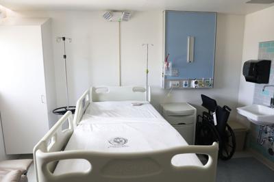 En 354 la cifra de hospitalizados por Covid-19