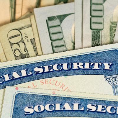 Los pagos del Seguro Social aumentarían en 2022