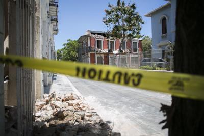 Cómo va la restauración de los edificios históricos sacudidos por los sismos