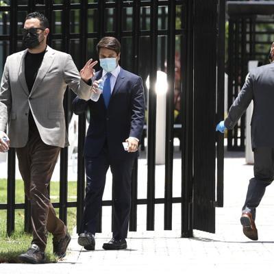 Defensa Raphy Pina y fiscalía federal disponibles para ver juicio en marzo o abril 2021