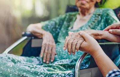 Primer positivo en centro de ancianos