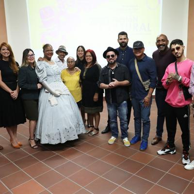 Fiestón cultural en Viejo San Juan