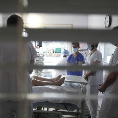 En 344 la cifra de hospitalizados por coronavirus