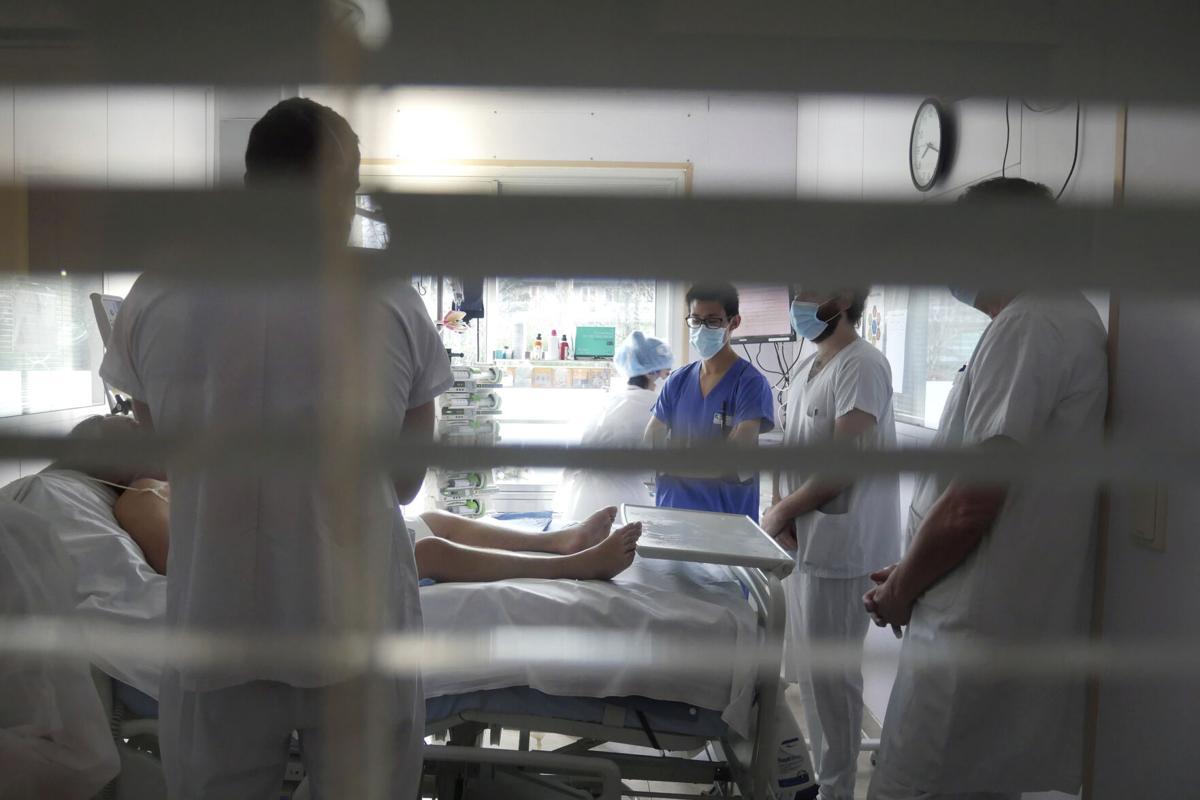Hospital, covid-19