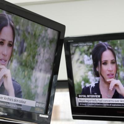 Más de 17 millones ven entrevista a Meghan y Enrique