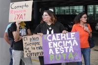Manifestación Rosselló