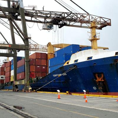 Puertos someterá una demanda por contenedores que no han llegado a la Isla debido a conflicto obrero patronal