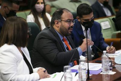 Eliezer Ramos Pares, Presupuesto, Camara, Senado, Departamento de Educacion