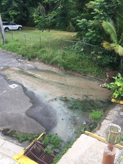 Malestar por aguas sucias en Trujillo Alto