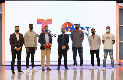 Telemundo será el canal oficial del BSN
