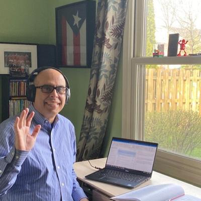 Puertorriqueño lidera proyectos relacionados con el Covid-19