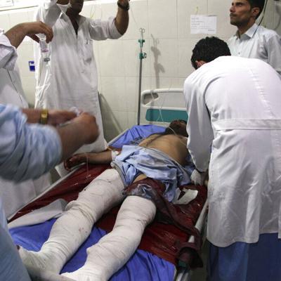 Estado Islámico ataca prisión de Afganistán