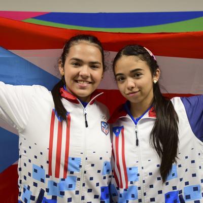 Adriana y Melanie Díaz reciben visado y entrenarán con selección de China