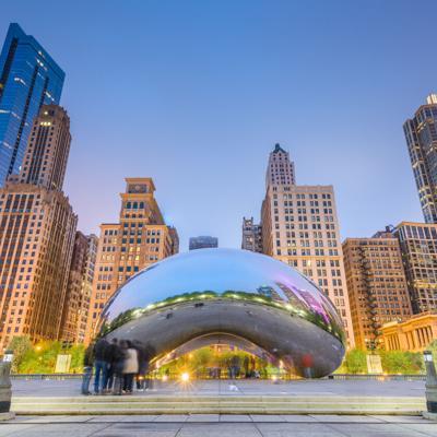 Chicago crea iniciativa para recibir visitantes