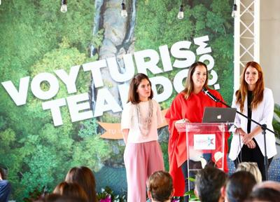 POSTALES: la nueva campaña promocional de Voy Turisteando