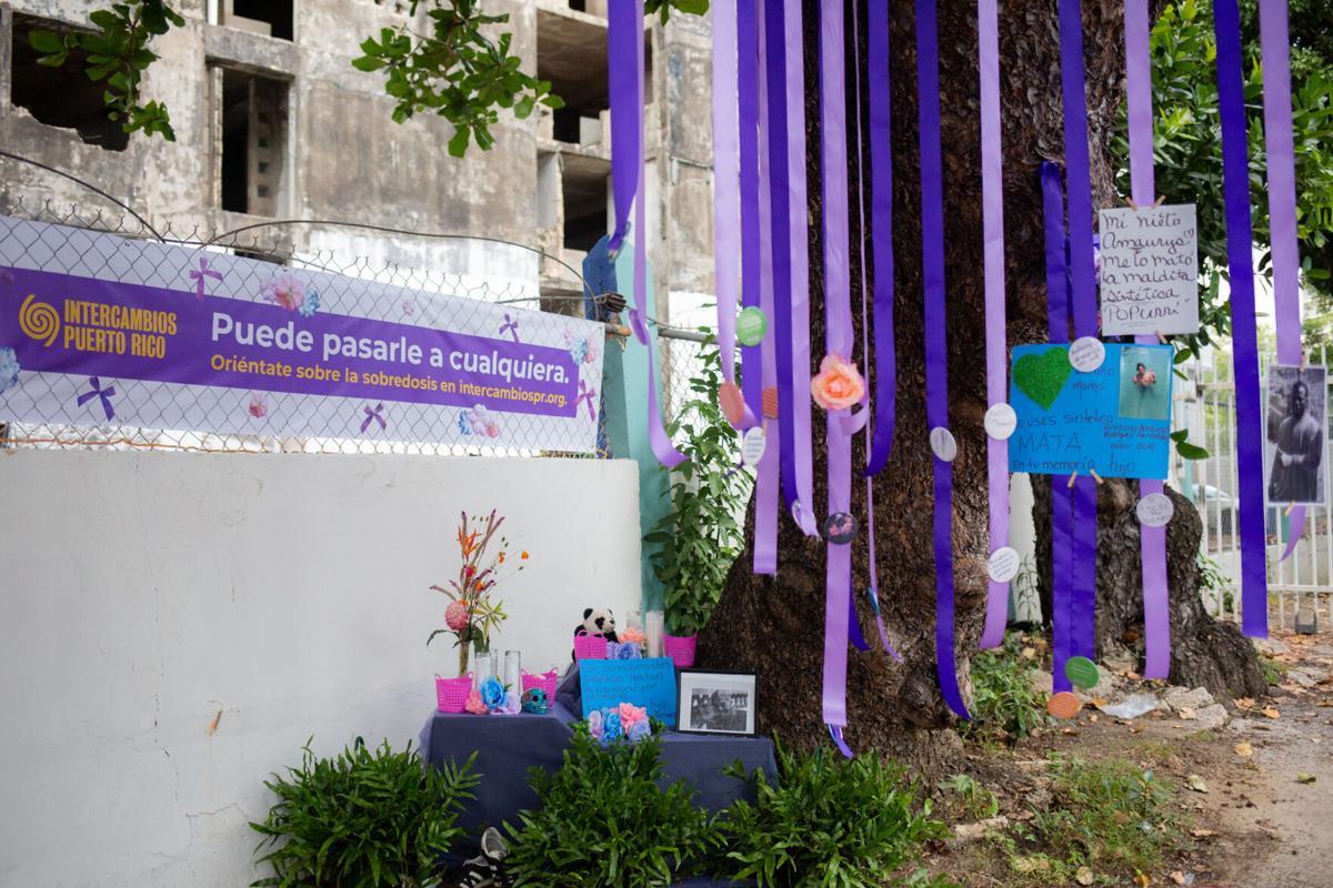 Día Internacional de Concienciación de Sobredosis- Intercambio Puerto Rico