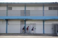 Investigan escalamiento en escuela en Salinas